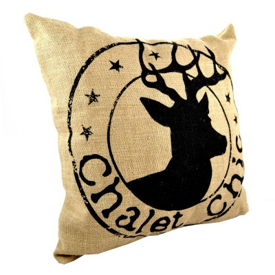 Coussin chalet Chic