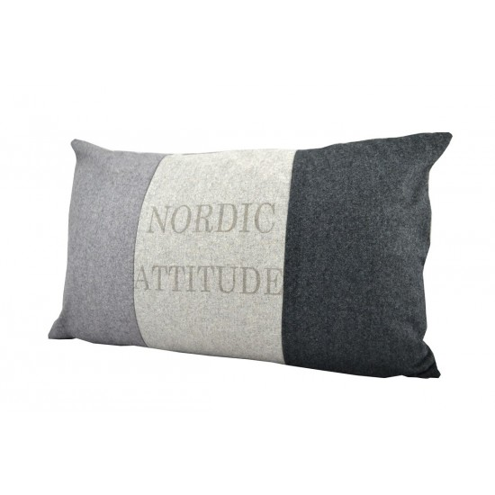 Coussin Nordic rectangulaire