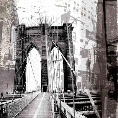 Cadre Pont Brooklyn