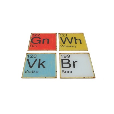 sous-verres éléments (4)