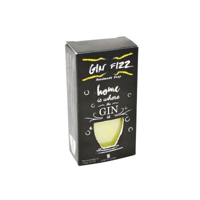 Savon gin fizz