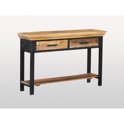 Console en bois de manguier