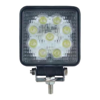 RTX Lumière de travail DEL carré 27W