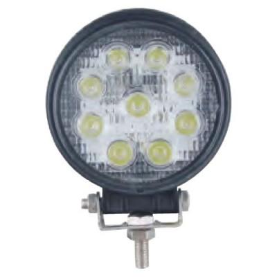 RTX Lumière de travail DEL ronde 27W