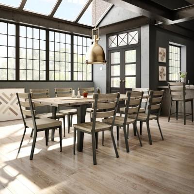 Ens. mobilier de cuisine 5mcx Amisco  (démonstrateur)