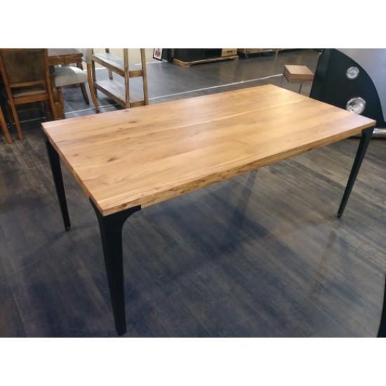 Table en bois d'acacia (démonstrateur)